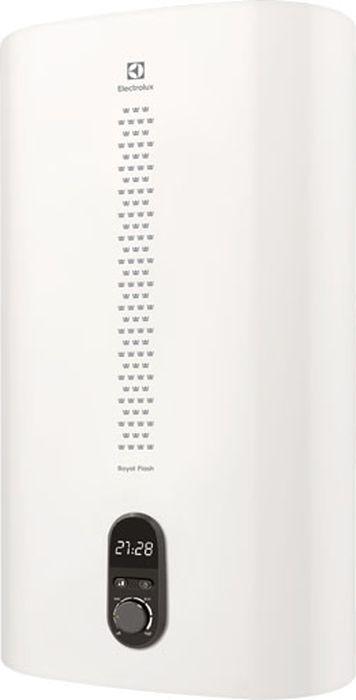 Водонагреватель накопительныйэлектрический ElectroluxEWH50RoyalFlash, 50 л, белый