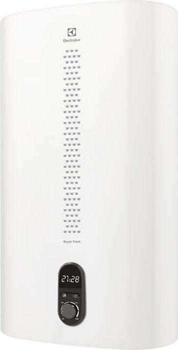 Водонагреватель накопительный электрическийElectroluxEWH100RoyalFlash, 100 л, белый