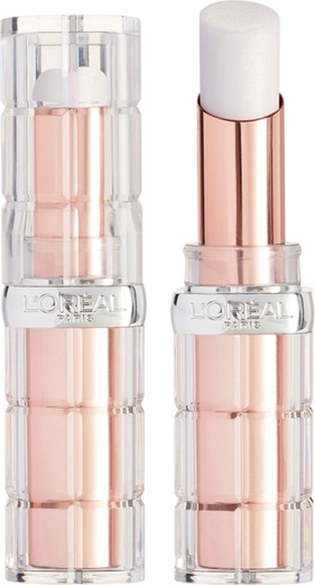 Губная помада L'Oreal Paris Color Riche Plump and Shine, визуально увеличивающая объем, оттенок 103, светлый, 3,8 мл