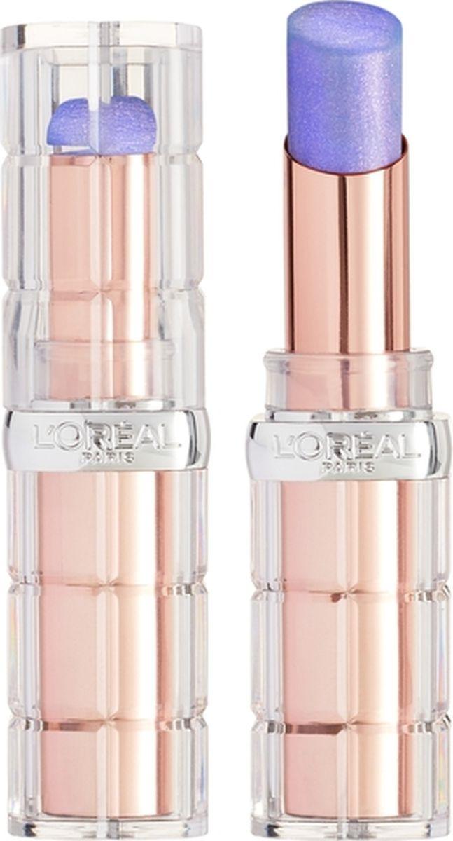 Губная помада L'Oreal Paris Color Riche Plump and Shine, визуально увеличивающая объем, оттенок 109, светлый, 3,8 мл