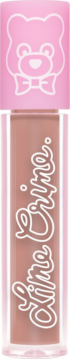 Губная помада Lime Crime Plushies, Chocolate Milk, 3,5 мл все цены