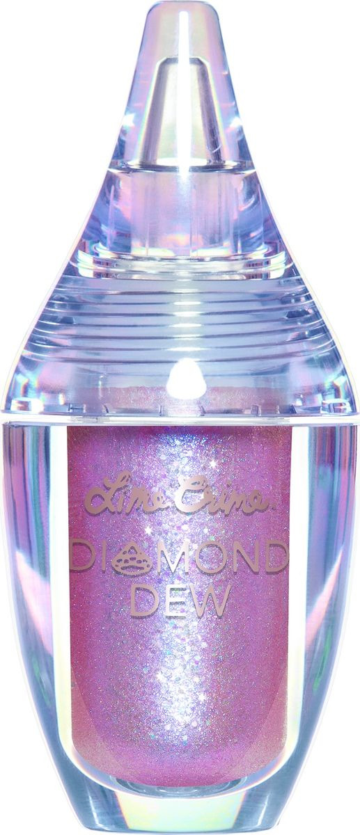 Тени для век Lime Crime Diamond Dew, Aurora, 4,14 мл