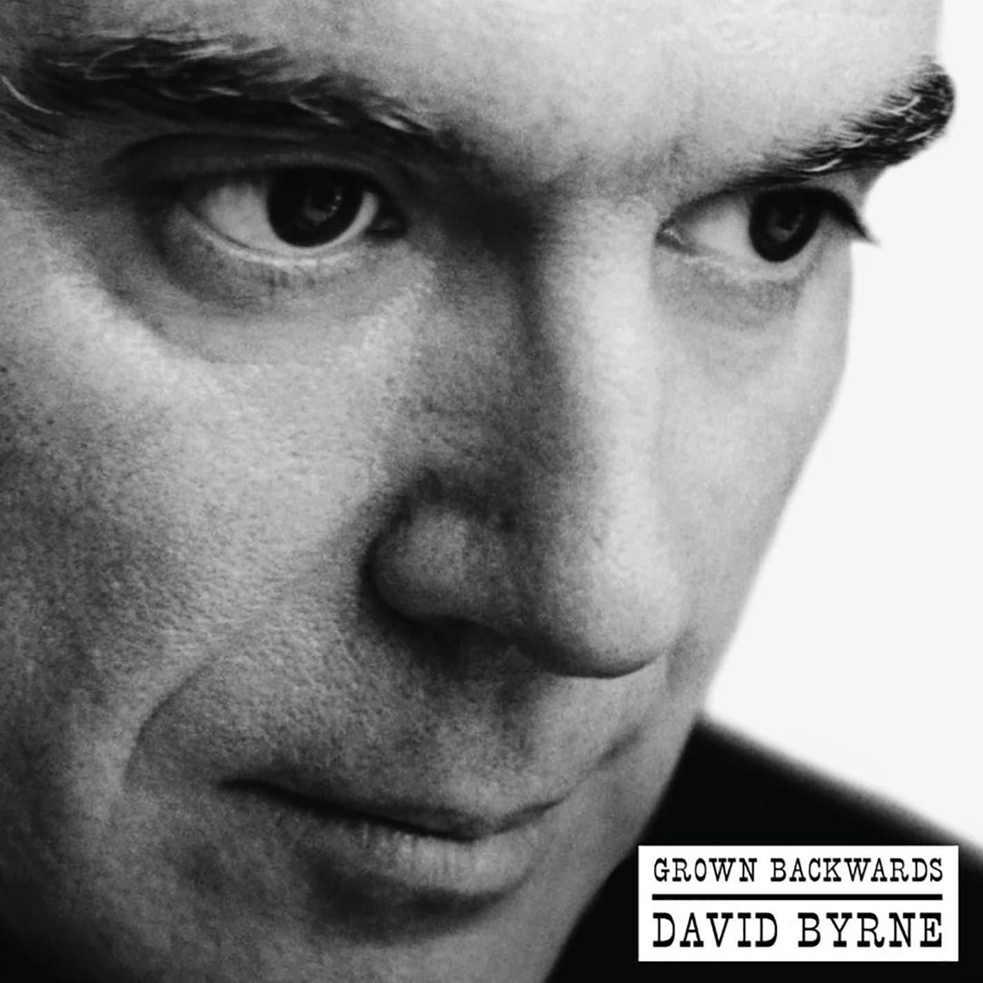 Дэвид Бирн David Byrne. Grown Backwards (2 LP)
