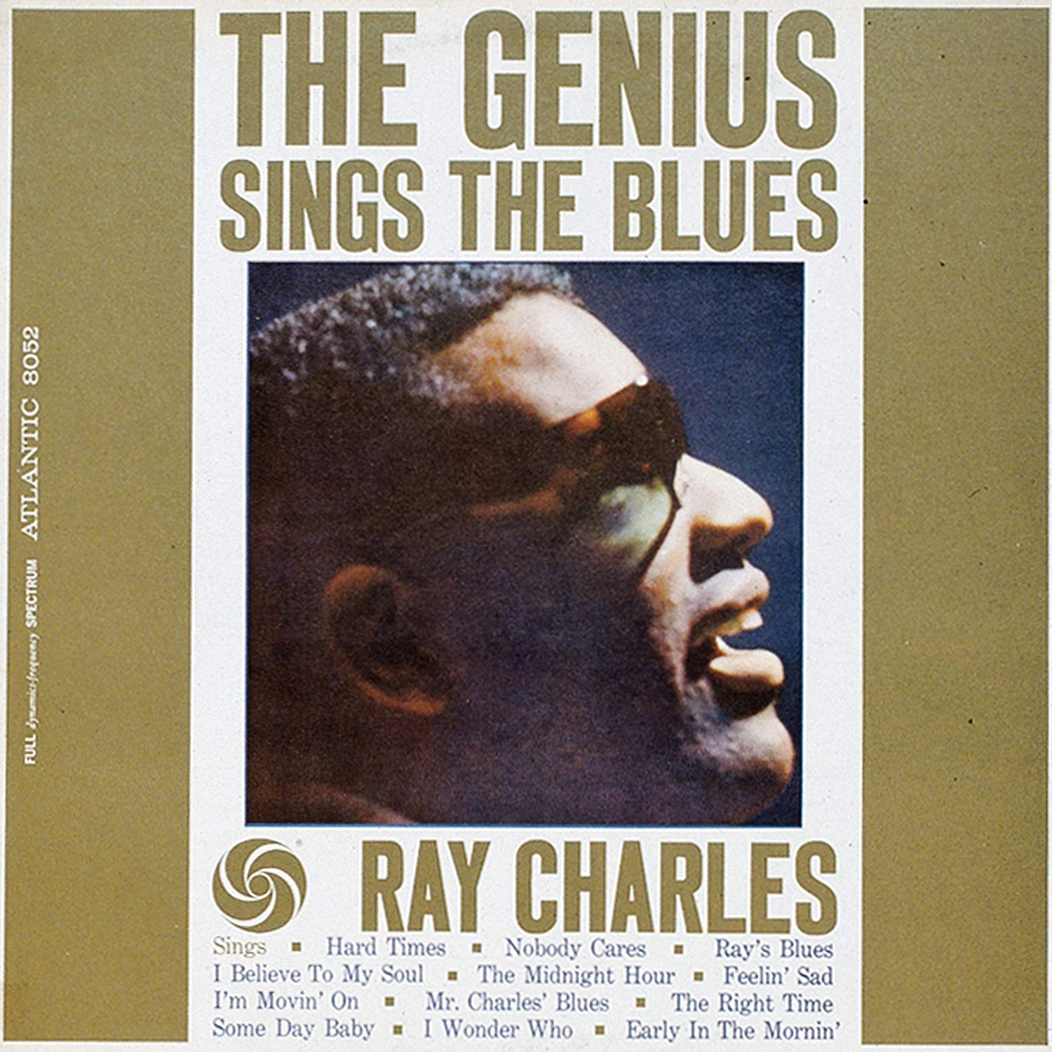 Рэй Чарльз Ray Charles. The Genius Sings The Blues (LP) рэй чарльз the count basie orchestra ray charles ray sings basie swings
