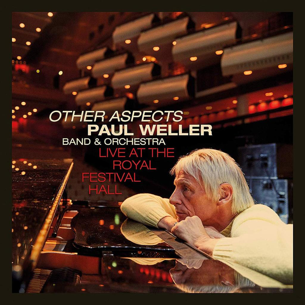 Paul Weller. Other Aspects, Live At The Royal Festival Hall (3 LP + DVD) гардемарины 3 dvd