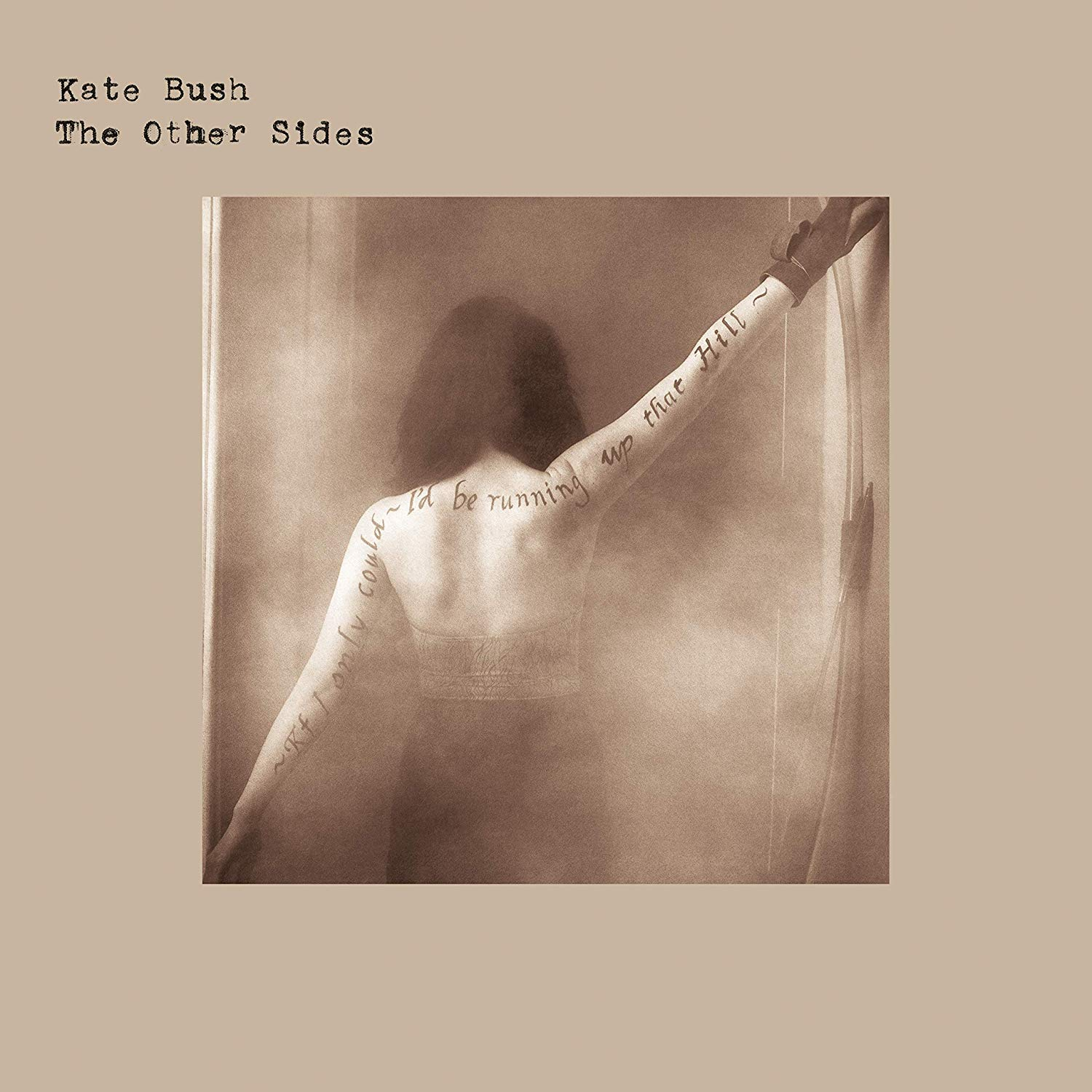 Kate Bush. The Other Sides (4 CD)