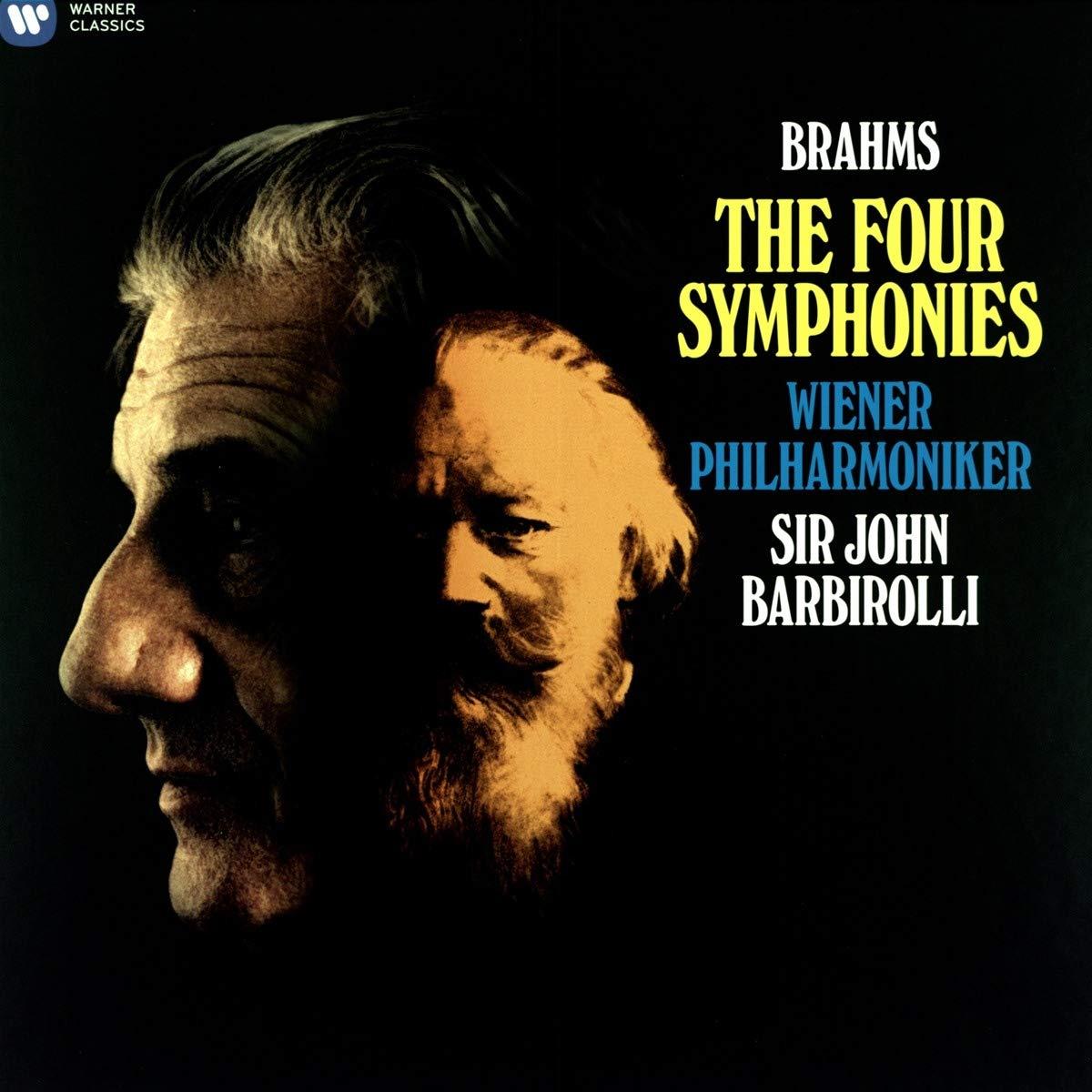 Sir John Barbirolli, Wiener Philharmoniker. Symphonies 1-4 (4 LP) рба бальзам д волос укрепляющий д всех типов волос 350мл 12шт 10111