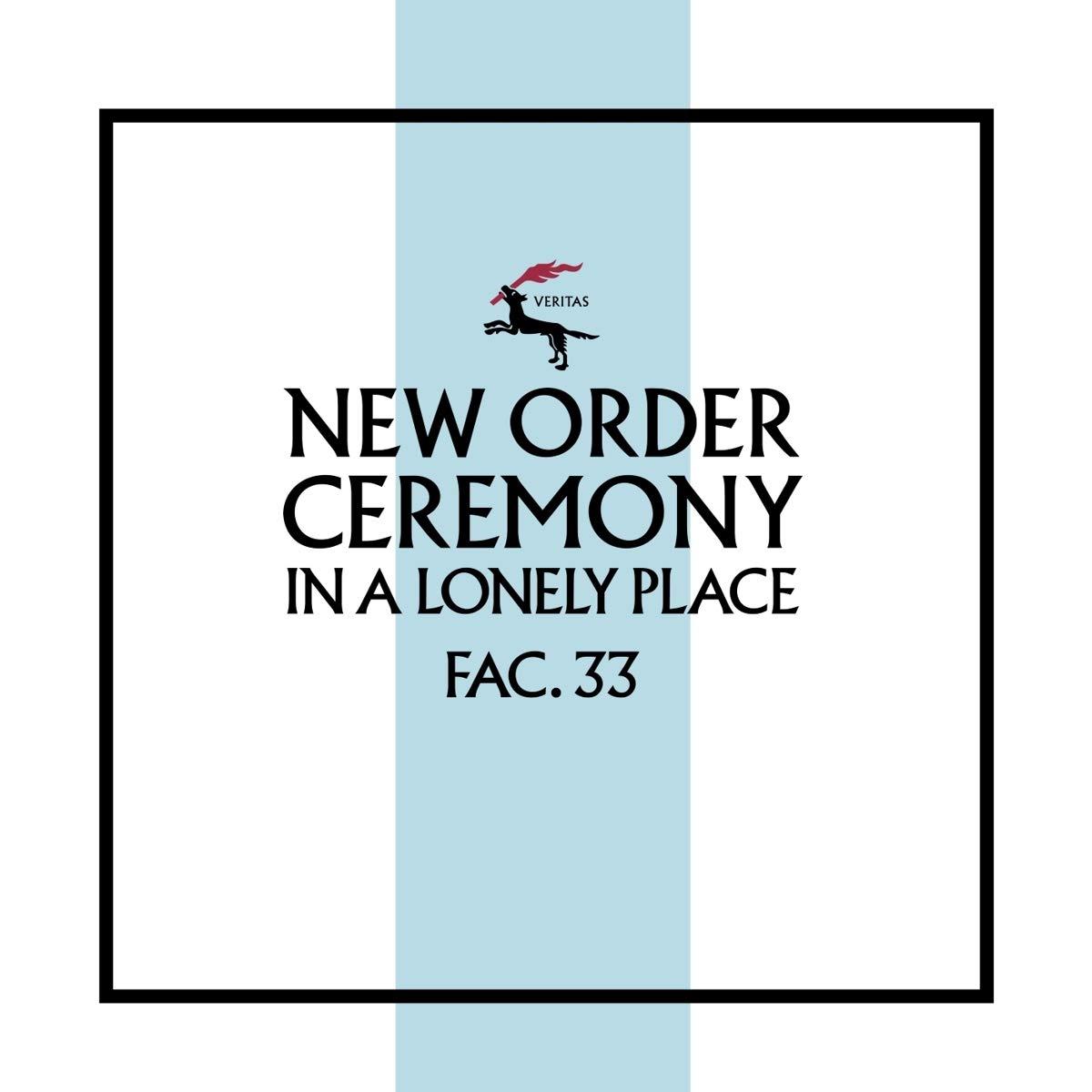 лучшая цена New Order. Ceremony. Version 2 (LP)