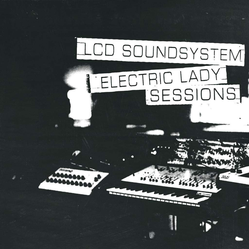 LCD Soundsystem. Electric Lady Sessions (2 LP) lcd soundsystem sydney
