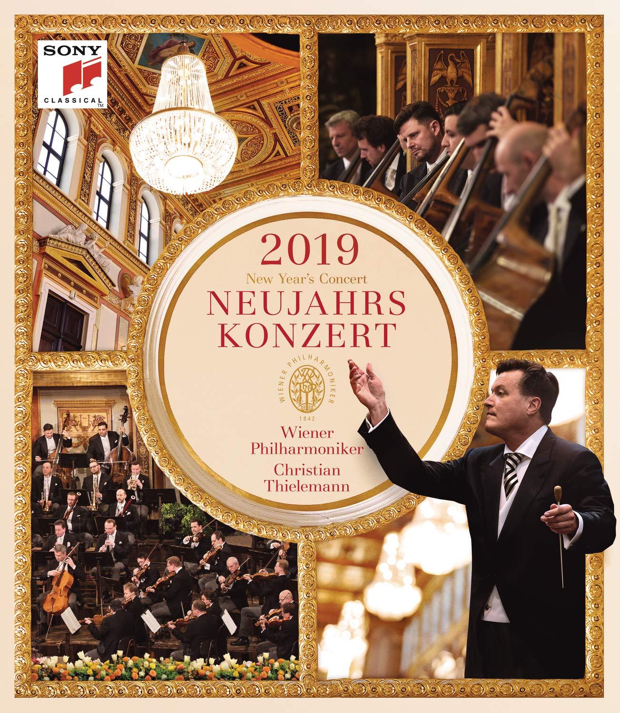 цены Christian Thielemann, Wiener Philharmoniker: New Year's Concert 2019 (Blu-ray)