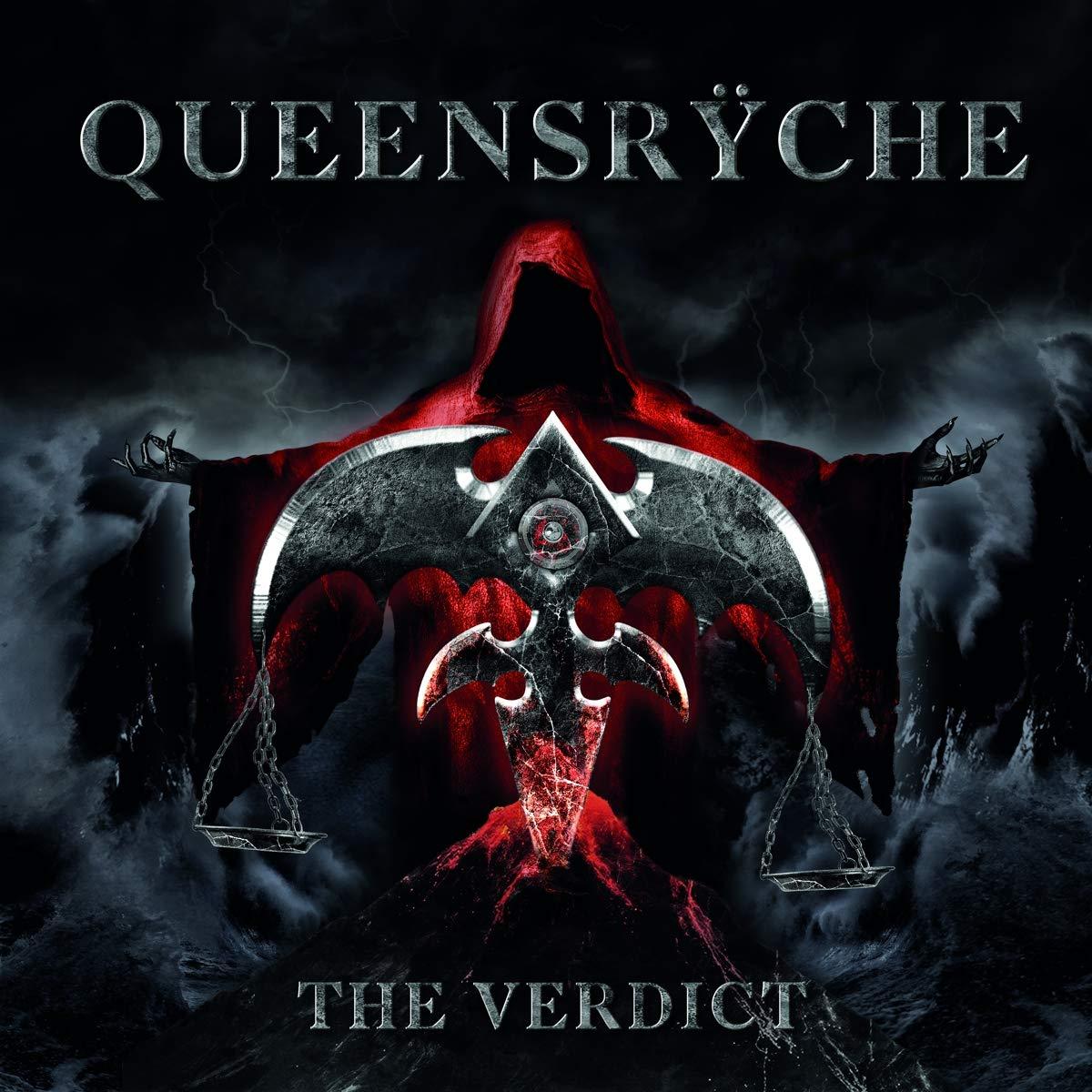 Queensryche. The Verdict charlotte douglas verdict daddy