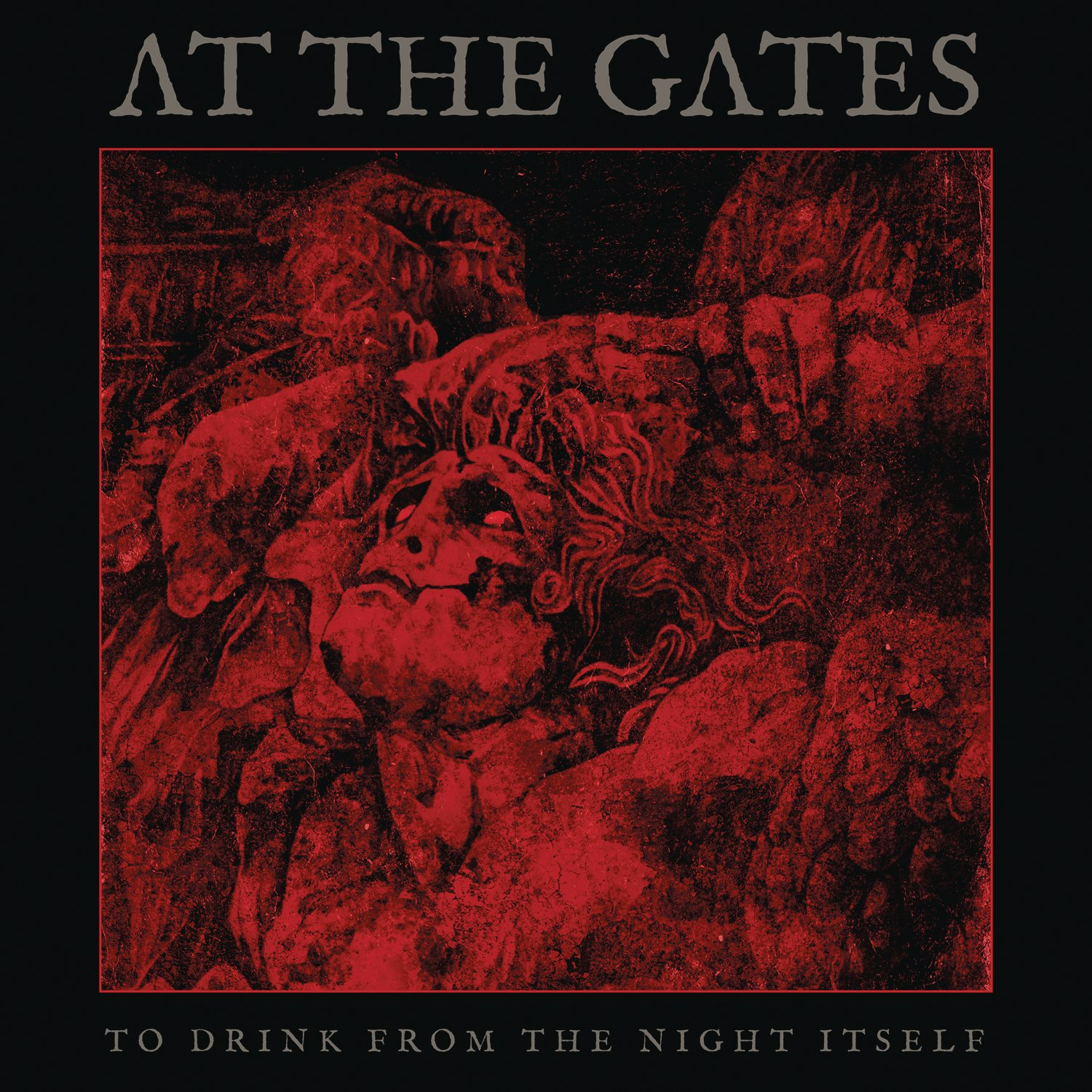 At The Gates At The Gates. To Drink From The Night Itself (LP) last night at the lobster