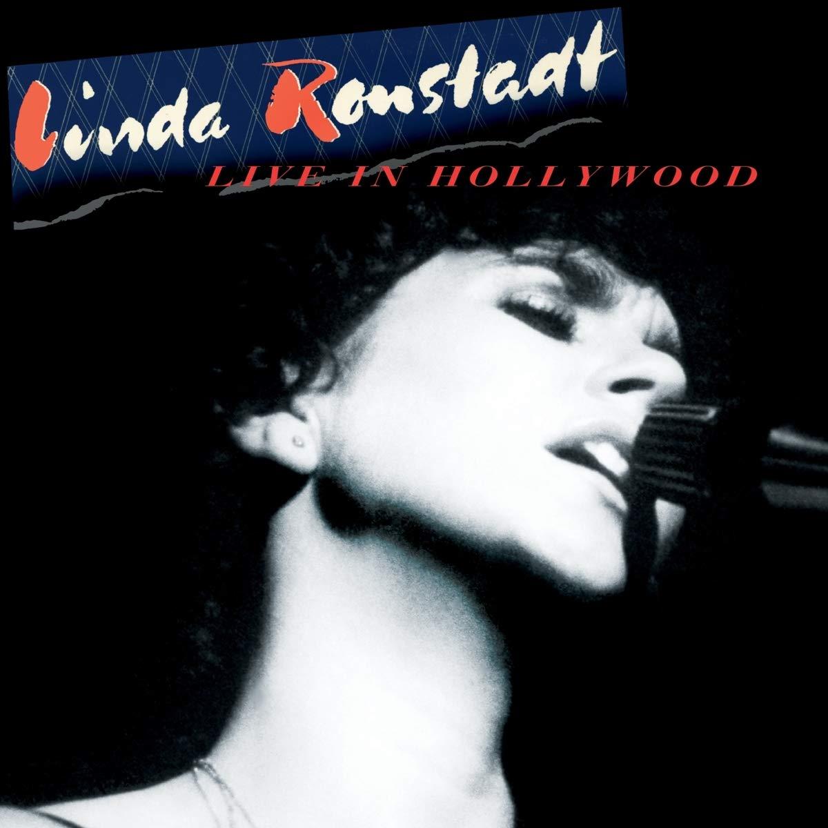 Linda Ronstadt. Live In Hollywood (LP) долли партон линда ронстадт эммилу харрис dolly parton linda ronstadt emmylou harris trio