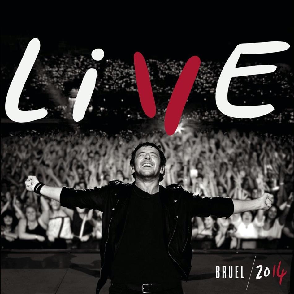 Patrick Bruel. Live 2014 (2 CD + 2 DVD)