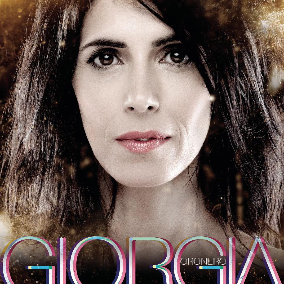 Giorgia Giorgia. Oronero Live (2 LP) giorgia
