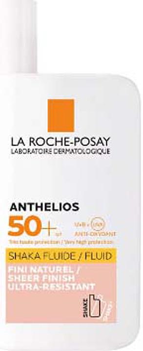 Флюид для лица La Roche-Posay Anthelios Shaka, тонирующий, SPF 50+, 50 мл anthelios xl 50