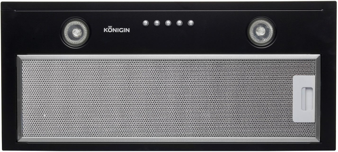 Вытяжка Konigin Flatbox (Black 60)