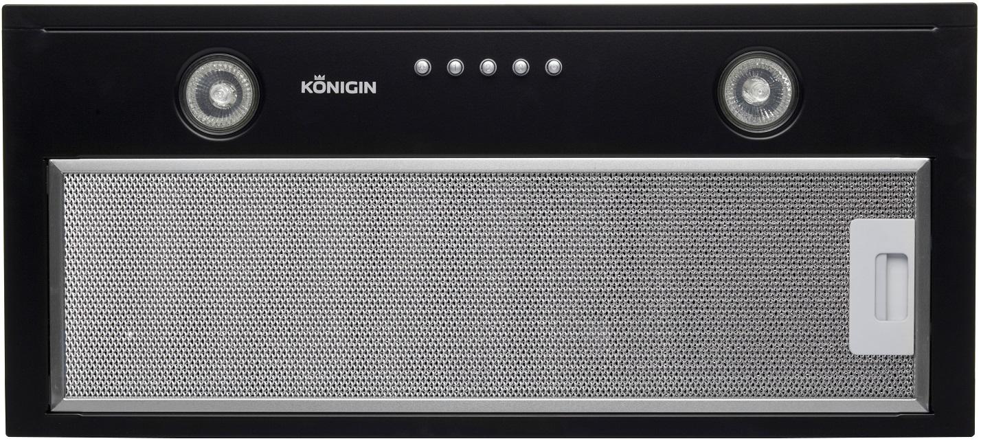 Вытяжка Konigin Flatbox (Black 50), черный