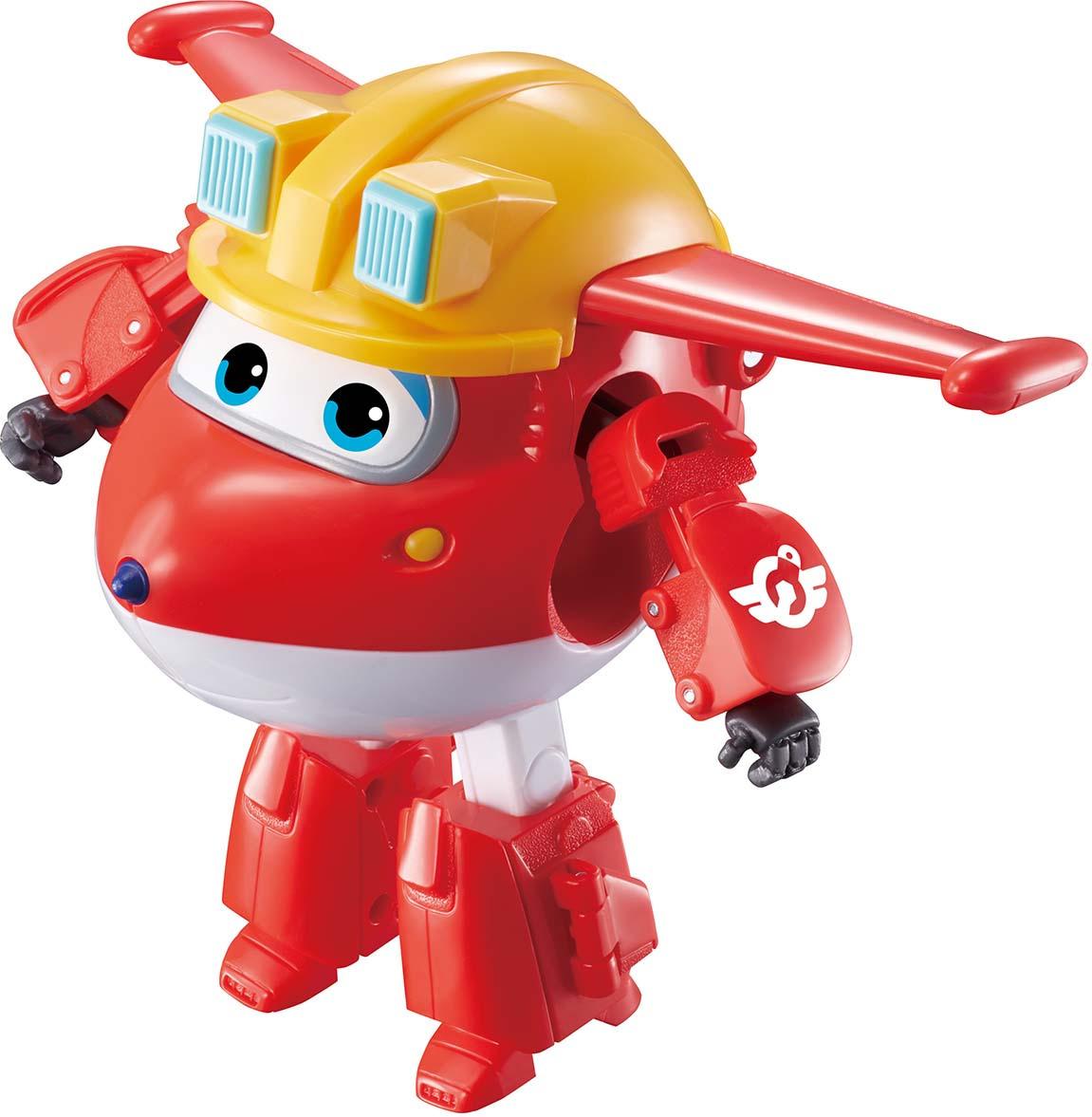 все цены на Трансформер Super Wings Джетт команда Строителей онлайн