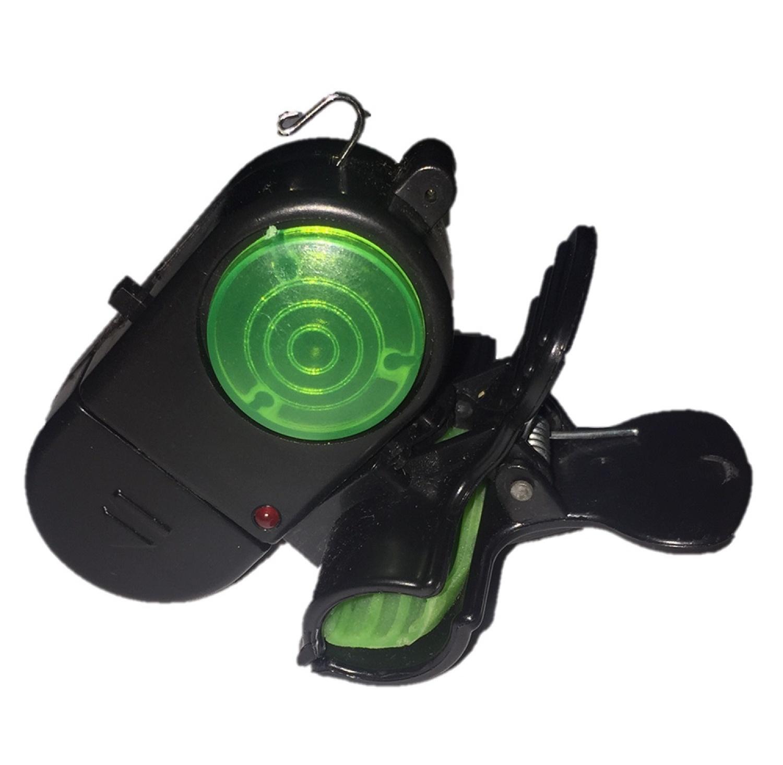 Сигнализатор поклевки AGP для фидера, пластиковая прищепка, №02X-1