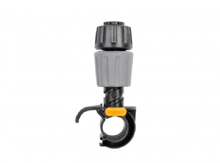 """Система полива Hozelock """"Easy Drip"""" 7010 капельница универсальная для автополива, 13 мм, 5 шт., черный, серый, желтый"""