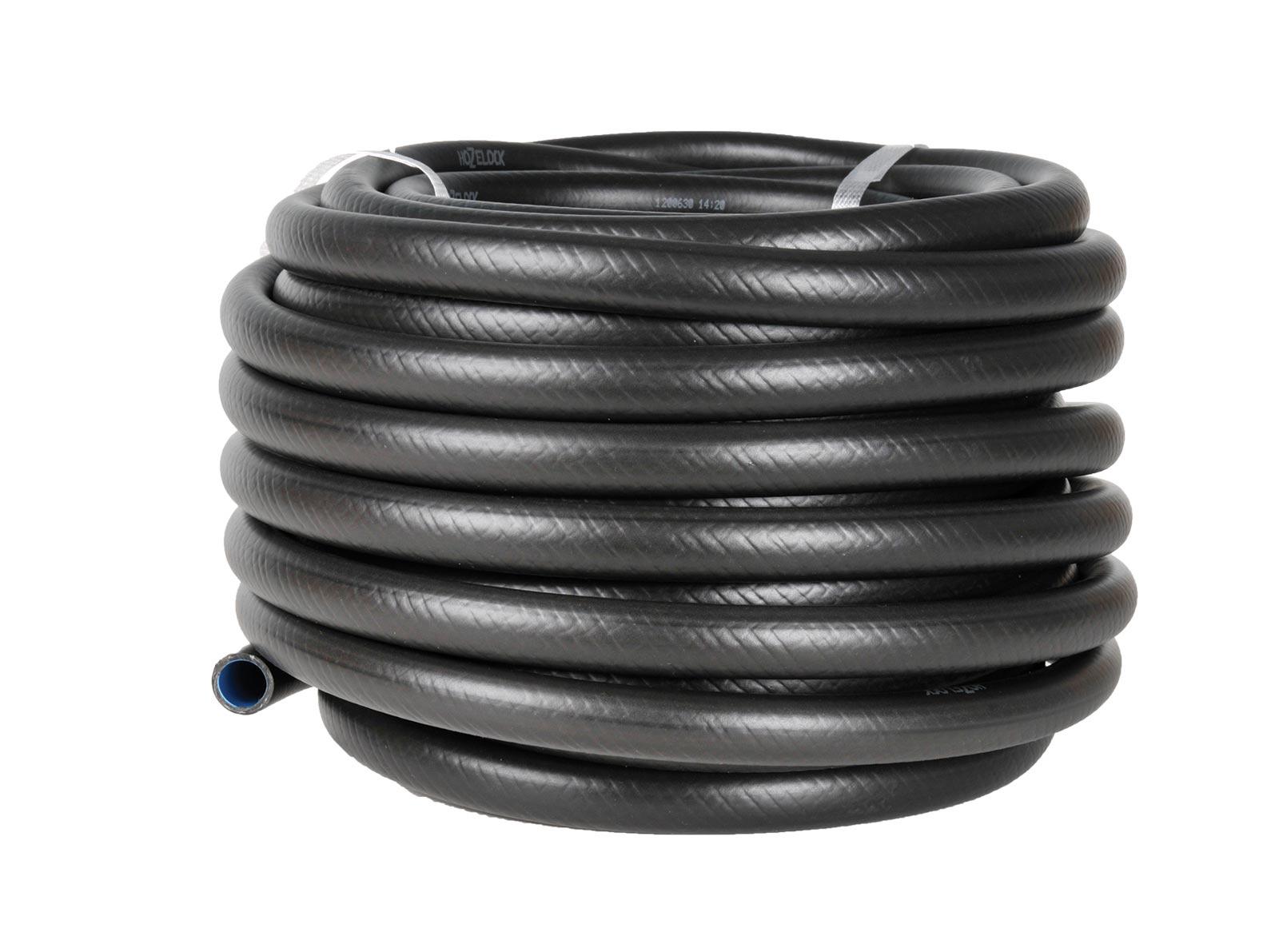 "Система полива Hozelock ""Easy Drip"" 7021 микро шланг для автополива, 13 мм 20 м, черный"
