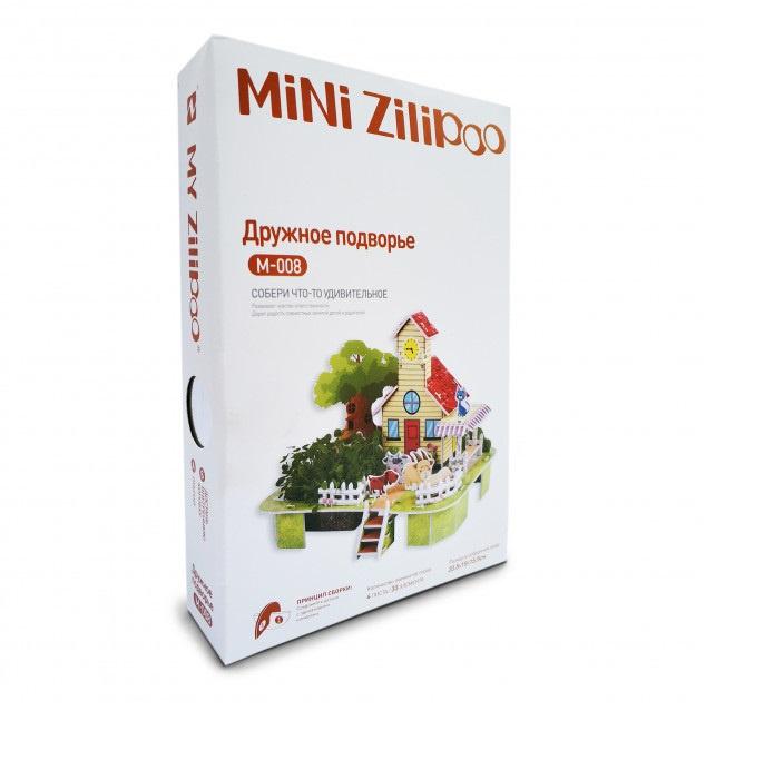 Развивающая игрушка Zilipoo mini Дружное подворье