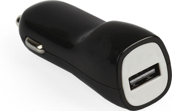 Автомобильно зарядное устройство Smartbuy Nitro SBP-1501, 1А, черный автомобильно зарядное устройство smartbuy turbo sbp 2025 2 4а белый