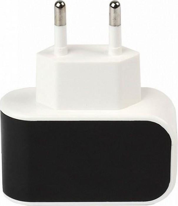 Сетевое зарядное устройство SmartBuy Color Charge SBP-8000, 2А, черный автомобильно зарядное устройство smartbuy turbo sbp 2025 2 4а белый