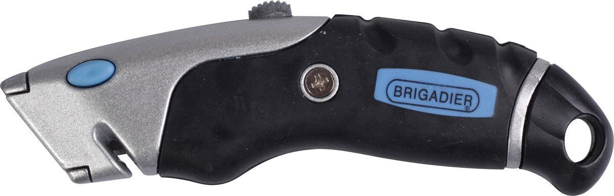 Нож Brigadier Extrema, с выдвижным лезвием нож сапожный brigadier 63044