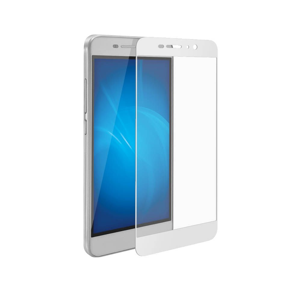 Защитное стекло Colorful Iphone 6, белый