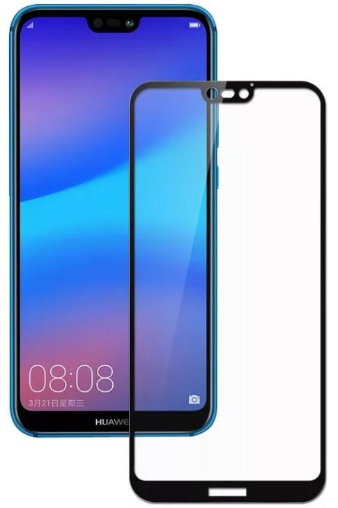 Защитное стекло TFN 134565701706 защитное стекло для meizu m6s onext на весь экран с черной рамкой