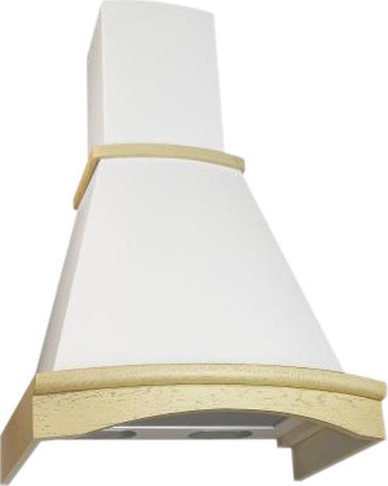 Встраиваемая вытяжка Elikor Пергола 60П-650-П3Л, бежевый