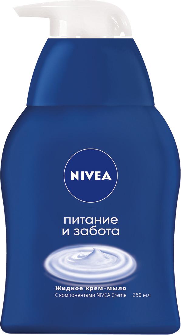 Жидкое мыло Nivea