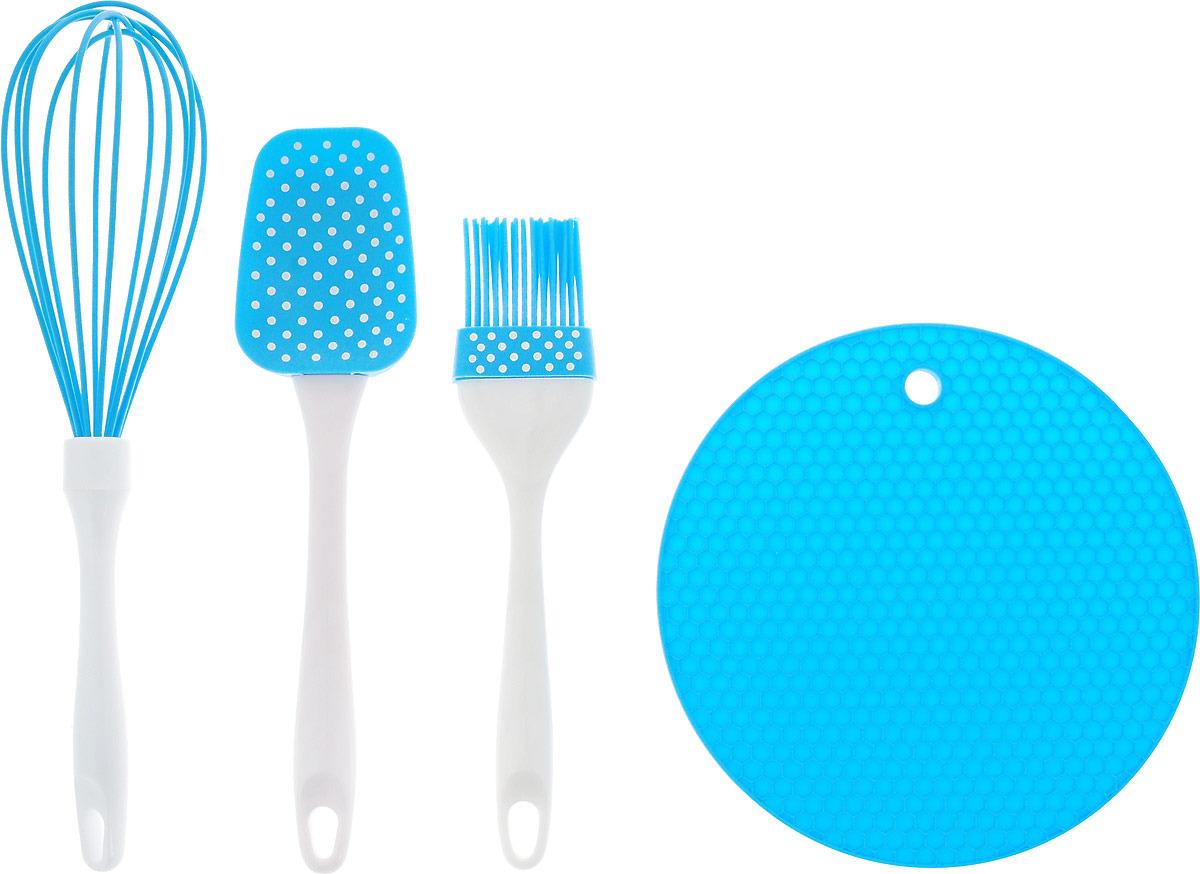 Кухонный набор Mayer & Boch, 28073-3, синий, 3 предмета набор открывалок mayer