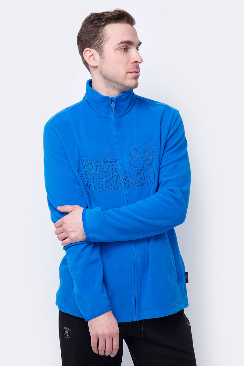 Толстовка Jack Wolfskin1707371-1062Вы можете носить эту куртку в качестве верхнего слоя для базового утепления на прогулке или в качестве дополнительного слоя в вашем комплекте одежды для холодных дней в горах. Универсальная ZERO WASTE JACKET (ЗЕРО ВЕЙСТ ДЖЭКЕТ) сшита из микрофлиса, на 100% состоящего из переработанных материалов. Ткань TECNOPILE MICRO ECOSPHERE (ТЕКНОПАЙЛ МАЙКРО ЭКОСФИА) очень легкая и удивительно приятная к коже.