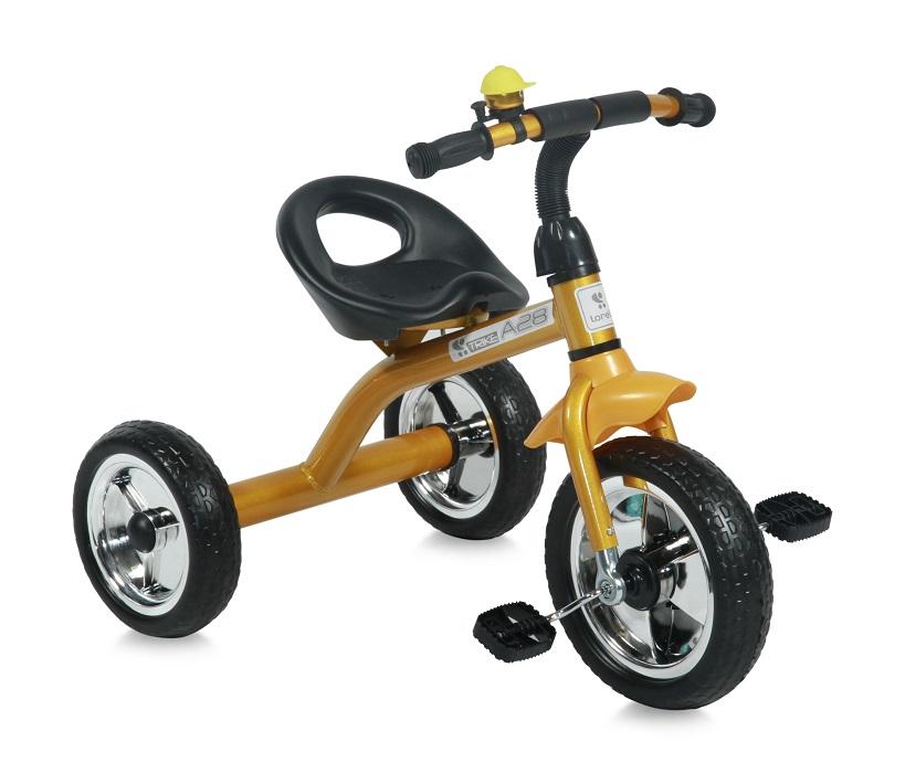 цена на Велосипед Lorelli А28 желтый, золотой