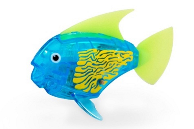 Игрушка для ванной Hexbug Тропическая рыбка-робот 460-3591 синий