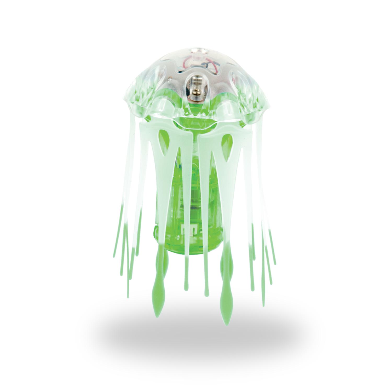 Игрушка для ванной Hexbug Медуза-робот 460-4087 зеленый