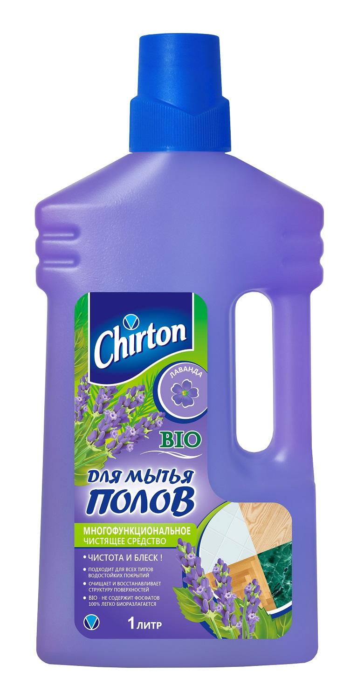 Средство для ухода за мебелью и полом Chirton ch-249, фиолетовый, 1.068 бытовая химия chirton средство для мытья полов лаванда