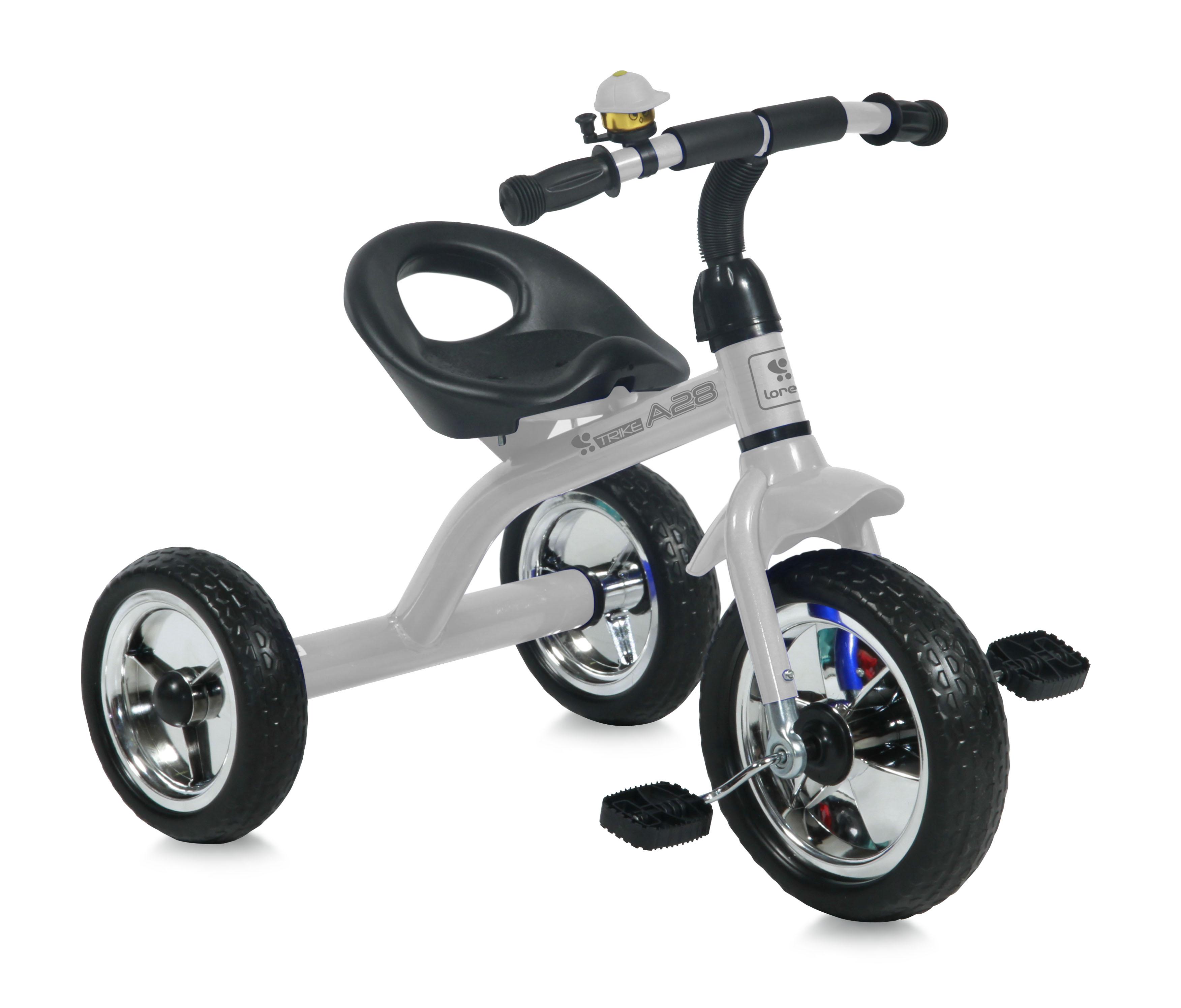 Велосипед Lorelli А28 серый, серый