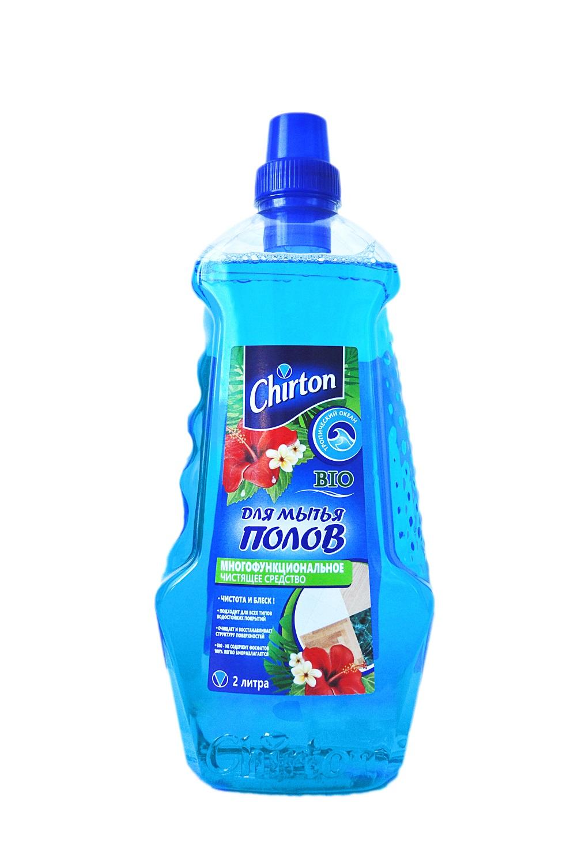 Универсальное чистящее средство Chirton ch-255, синий, 2.085 бытовая химия chirton средство для мытья полов лаванда