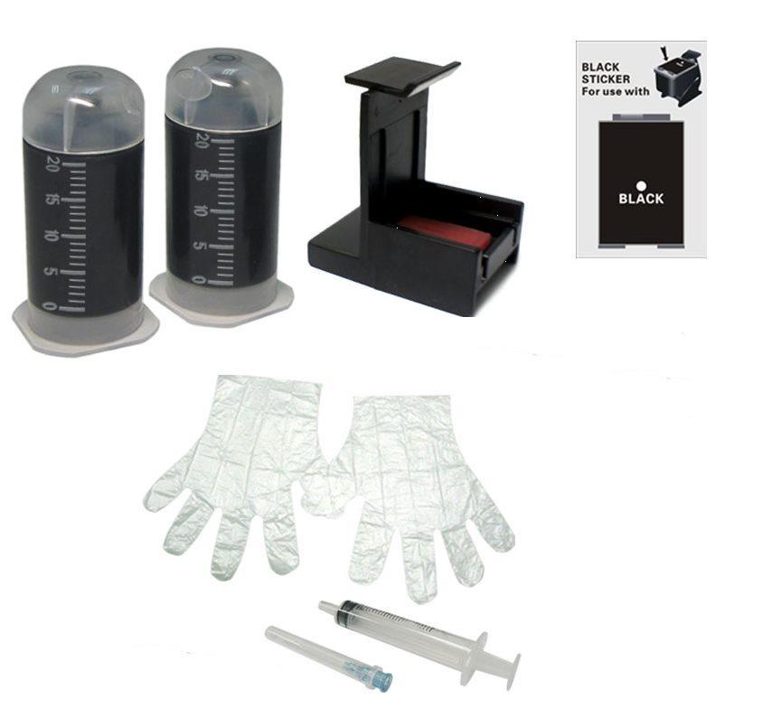 Чернила для принтера Solution Print 650/CZ101AE, черный цена