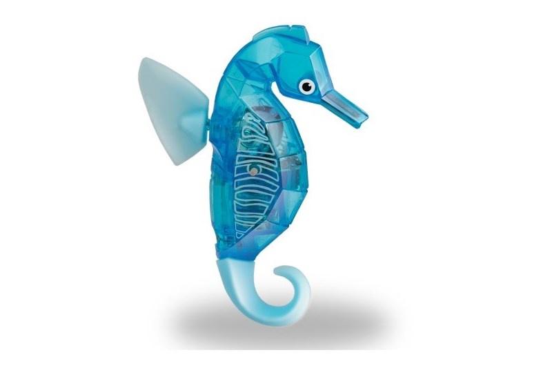 Игрушка для ванной Hexbug Морской конек-робот 460-4088 голубой