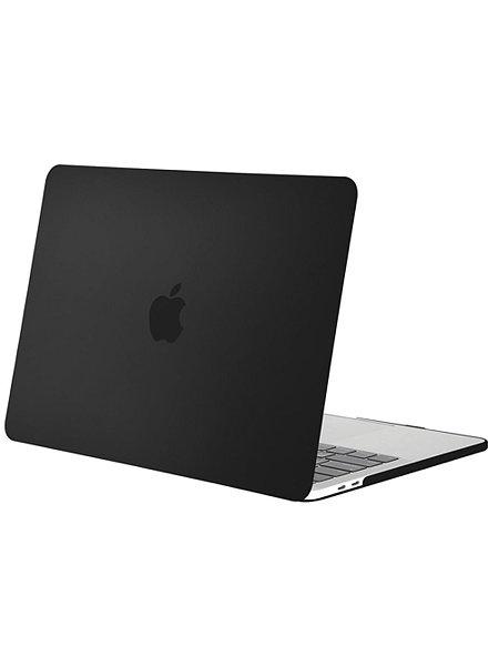 Чехол для ноутбука UVOO Candy для Apple Macbook Pro 15 Retina (2017), черный чехол для ноутбука macbook pro 13 moshi muse 13 черный 99mo034004