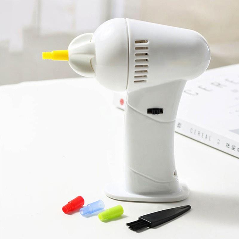 Косметологический аппарат MARKETHOT Вакуумный очиститель ушей, белый цена
