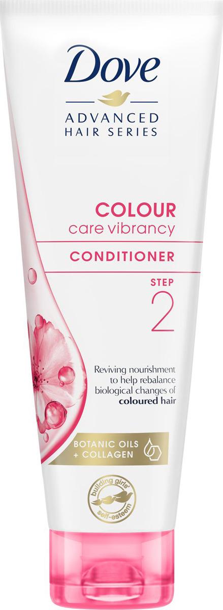 Dove Advanced Hair Series Кондиционер для волос Роскошное сияние, 250 мл