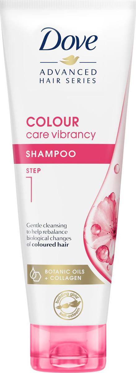 Dove Advanced Hair Series Шампунь Роскошное сияние, 250 мл