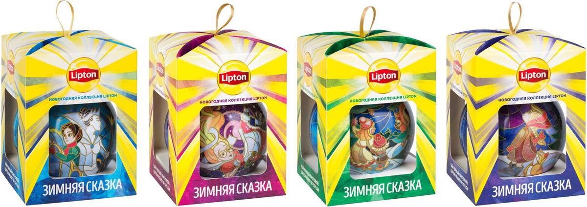 Чай листовой Lipton Heart of Ceylon черный, 30 г lipton черный чай heart of ceylon 100 шт