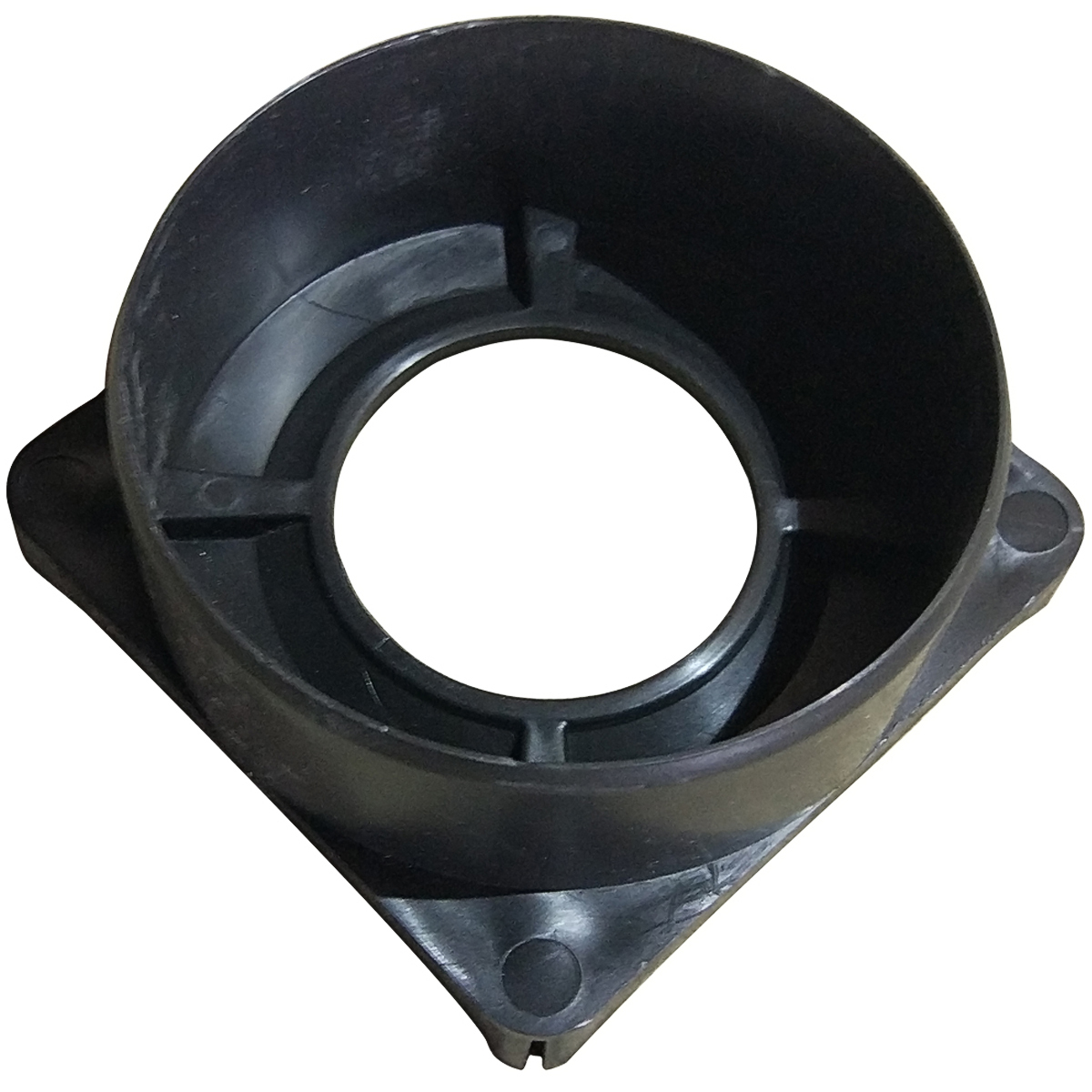 Аксессуар для водоотводного лотка Standartpark 6825, черный